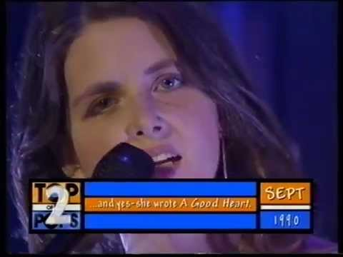 Maria McKee - Show Me Heaven - Top Of The Pops - Thursday 13th September 1990