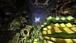 flight throught the aladdin s cave 3d fractal animation