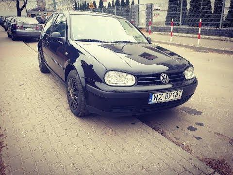 Купил VW Golf 4 за 1300$ Польша
