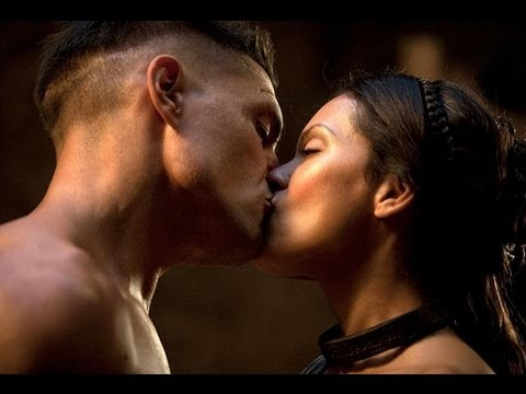 Crixus & Naevia from Spartacus - here without you