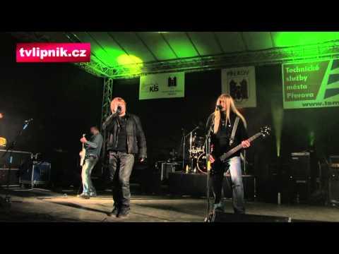 Kabát Morava Revival v Přerově 2011