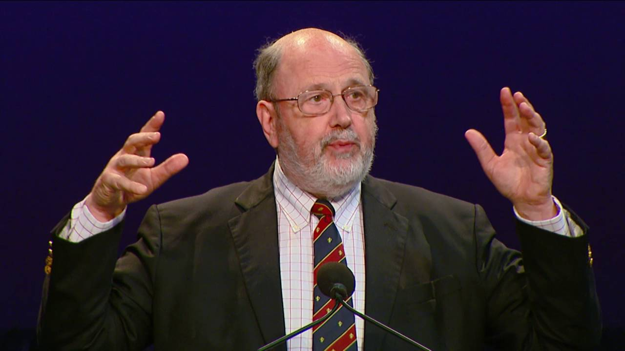 Pepperdine Bible Lectures 2016 - N.T. Wright (Keynote) - YouTube