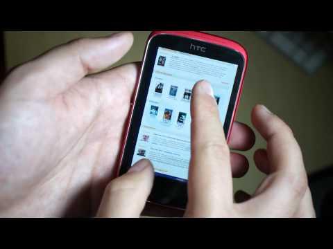 Видео HTC Desire C