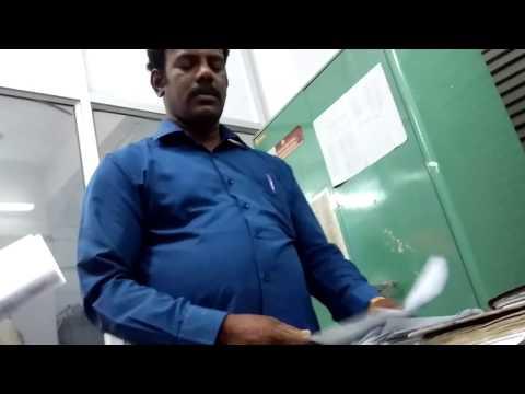 Corruption - Bribe Asked In Gudiyattam Taluk Office On 11 Feb 2015