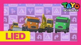 Tayo Lied l Die Starke Schwerlastwagen l Lied für Kinder l Tayo Der Kleine Bus