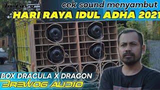 CEK Sound Menyambut Hari Raya Idul Adha 2021   Box Dracula X Dragon Brewog Megatron