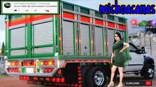 Estas son las famosas carrocerias michoacanas pura troca perrona