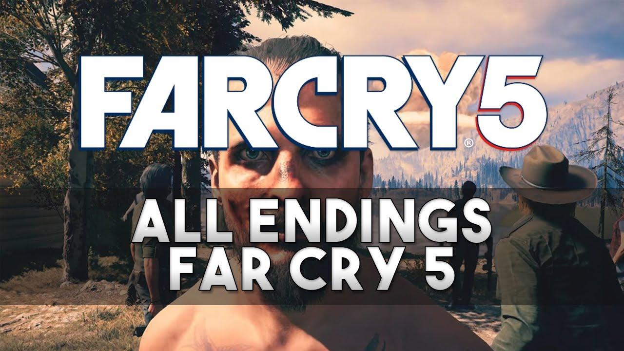 how to get far cry 5 hidden ending