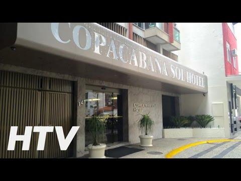 Copacabana Sol Hotel En Rio De Janeiro