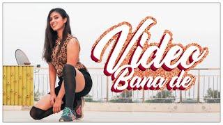 Video Bana De | Sukh - E | Aastha Gill | Jaani | Dance Choreography | Ritika Sankhla | Lasya