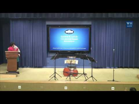 The White House - Innovation & The Arts:  Reform & Reentry in the 21st Century