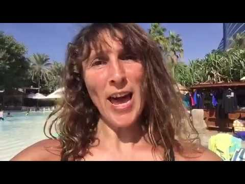 WILD WADI: DUBAI'S CRAZIEST SCARY WATER PARK REVIEW WITH POV VIDEO