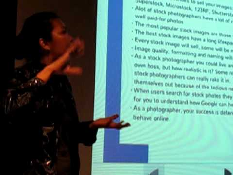 Arts Cayman Photo Talks:  Optimizing Images for Search