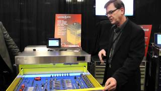 Snap-on Level5 ATC tool control system