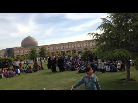 Isfahan la città delle gente
