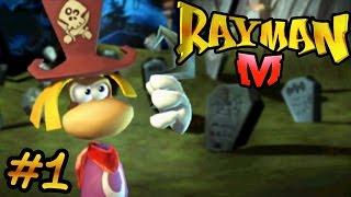 Rayman M Let