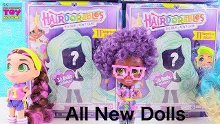 Hairdorables Blind Box Dolls New Toy Review Blind Box Opening | PSToyReviews