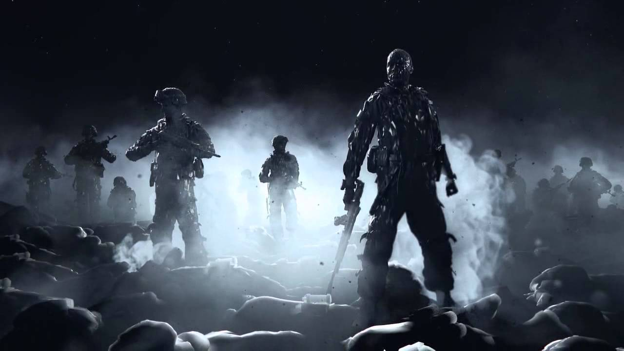 Call Of Duty Ghosts Prolog Dreamscene Animated Wallpaper