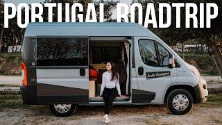 VANLIFE IN PORTUGAL ∙ Camper Roomtour ∙ Portugal Roadtrip ∙ #Vlog142