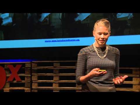 When Left Feels Right: Sarah Elizabeth Ippel At TEDxMünchen