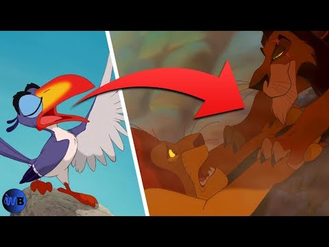 Dark Theories About The Lion King That Change Everything