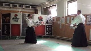 shin kumijo 8 [TUTORIAL] Aikido advanced weapon technique