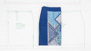 Wie Erstellen Sie Muster Aus Vorhandener Kleidung - Einfache Gewebte Röcke