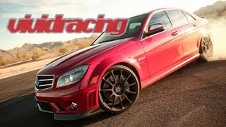Vorsteiner Mercedes Benz C63 AMG Coupe 2012 Videos