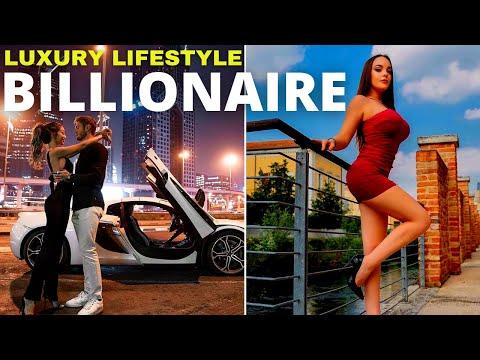 Billionaire Lifestyle 2021💲| Luxury Life Visualization | Rich Luxury Lifestyle | 2021 Motivation #9