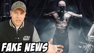 Fans Mislead about The Darth Vader Film Content Claim