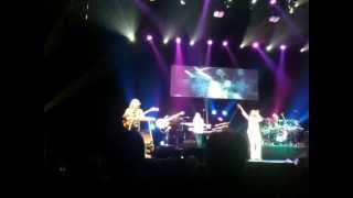 YES 2013 tour And You and I - The Preacher The Teacher Clip