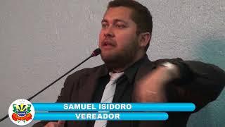 Samuel Isidoro Pronunciamento 18 08 17