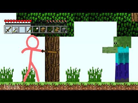 Animation vs. Minecraft (FAN MADE) PART 5