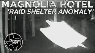 Strange Town | Magnolia Hotel [Raid Shelter Anomaly]