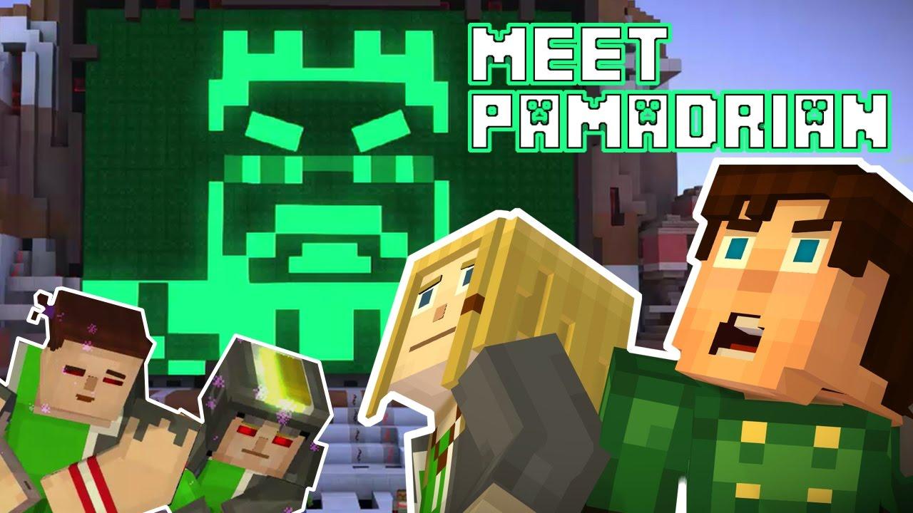 spurs meet the players minecraft
