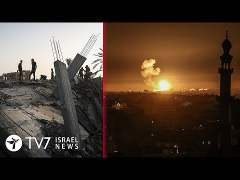 "Fighting escalates in Syria, while Israel to ""surprise"" Hamas - TV7 Israel News 12.02.20"