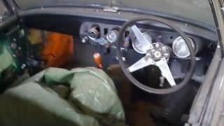 MG Midget 1972 Restoration Part 1