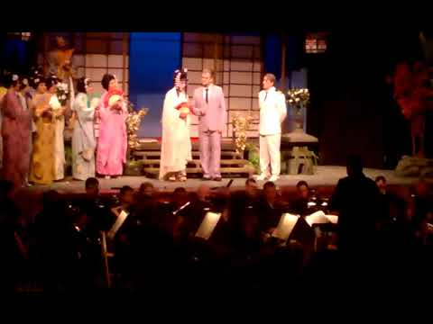 Ópera 'Madame Butterfly' en Burela