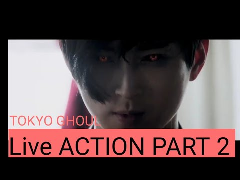 Tokyo Ghoul S LIVE ACTION PART 2  Trailer. Like And Subscribe For More
