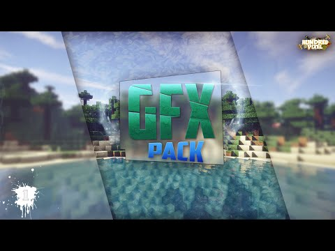 Ultimate GFX Pack ! GFX PACK MINECRAFT ♦ 2 Go ♦