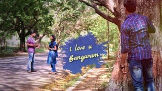 i love u bangaram    trailer    thriller story    by anantha krishna