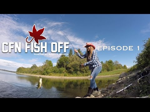 CFN Fish Off - Episode 1 (Multi-Species Fishing Tournament)