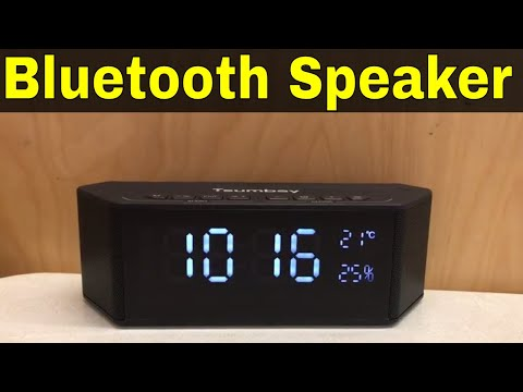 tsumbay-bluetooth-speaker-with-alarm-clock-review-easy-to-read-display