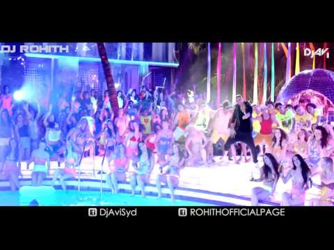 PARTY ALL NIGHT [ CLUB MIX ]  DJ ROHITH & DJ AVI  TG
