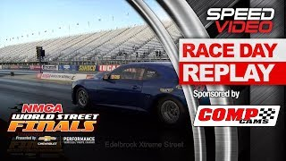 Final Round Action From The 2018 NMCA World Street Finals