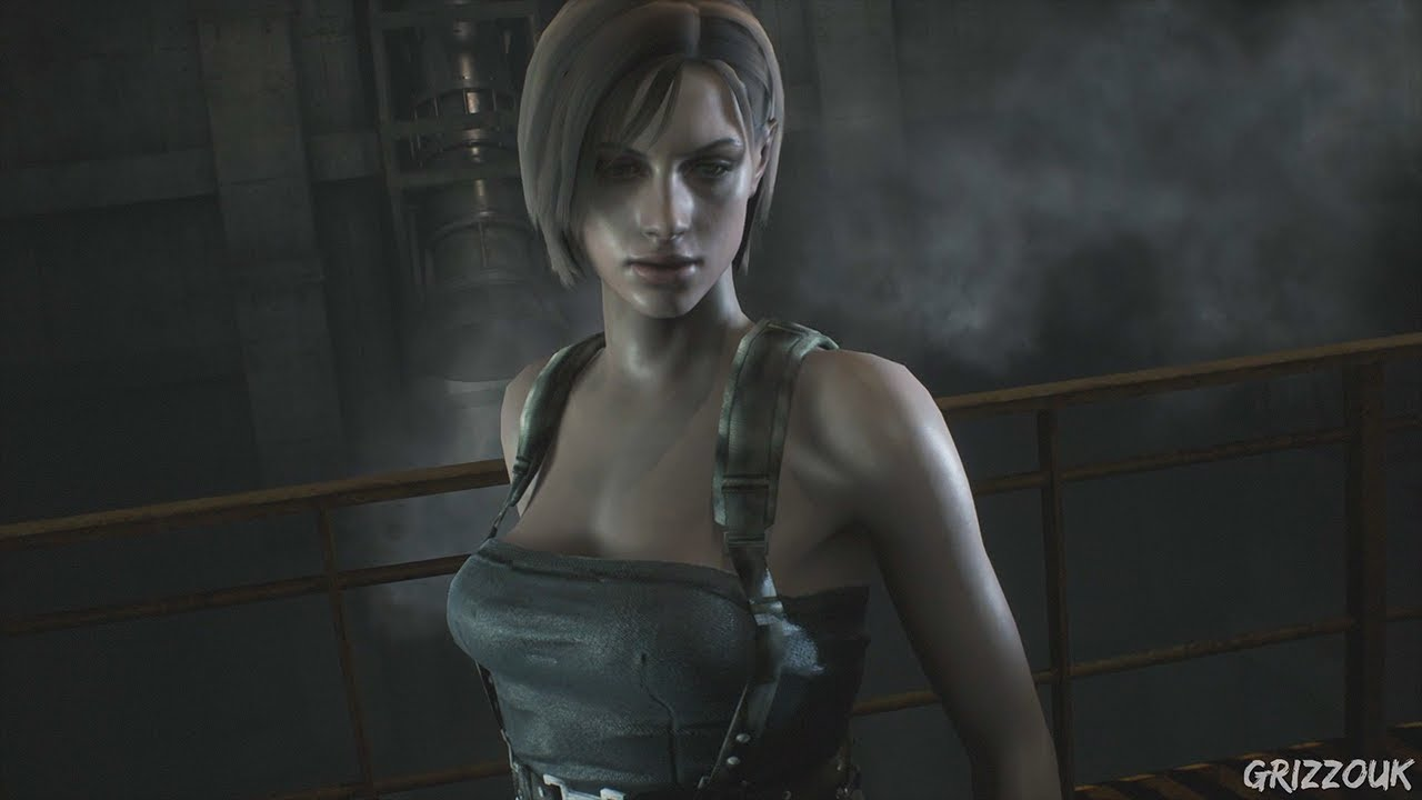 Resident Evil 2 Remake Claire Redfield Jill Valentine Re3 Outfit Pc Mod R3makehype