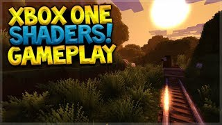 NEW Minecraft Shaders Pack - CONSOLE SHADERS GAMEPLAY & FREE DLC Explained