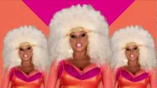 """Peanut Butter""  by RuPaul featuring Big Freedia"