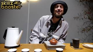Bboy UZEE ROCK INTERVIEW for SKILLZ BOOSTER PROJECT!