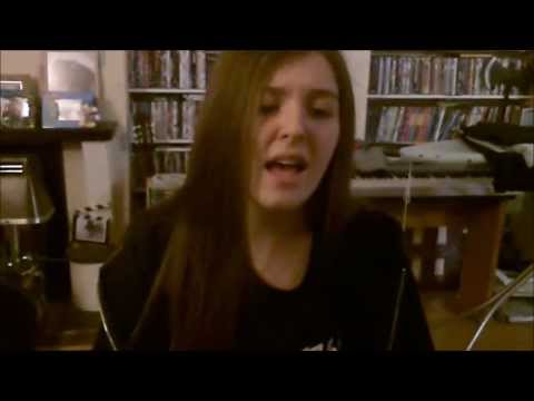 On My Own  LES MIS cover by Amy Brill